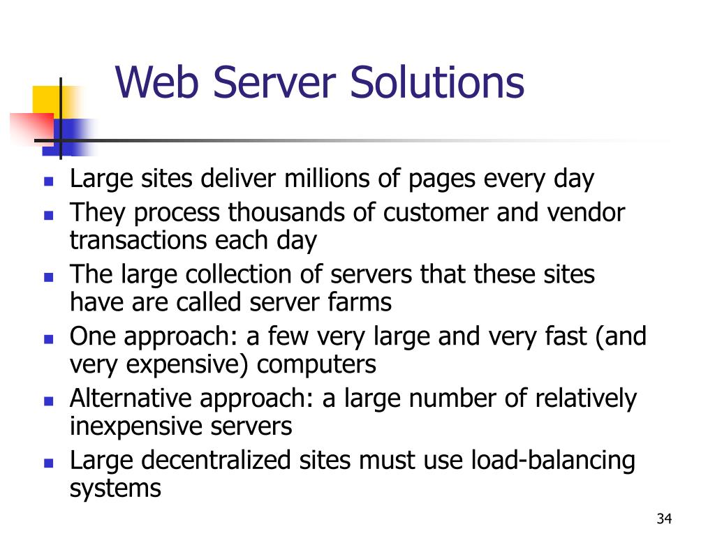 Web Server Solutions