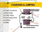 charging jumping