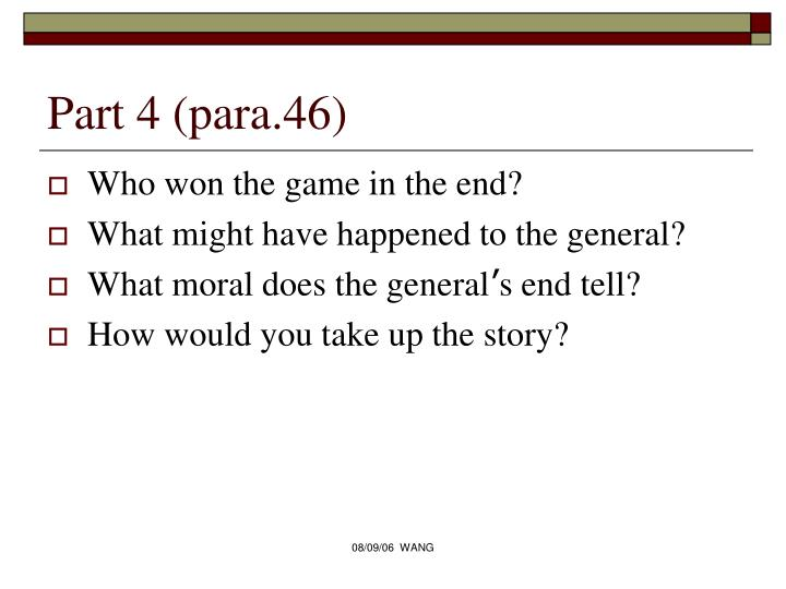 Part 4 (para.46)