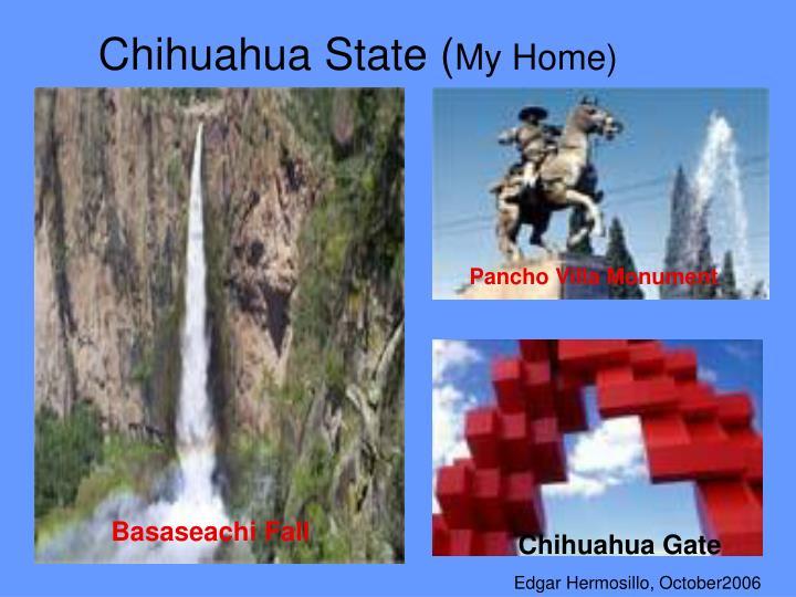Chihuahua State (