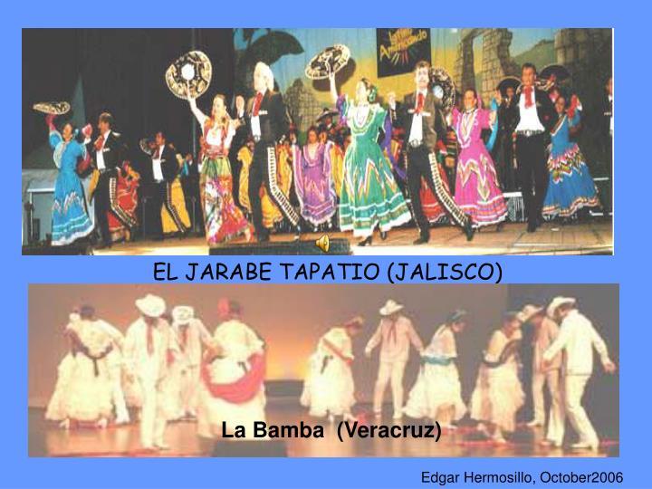 EL JARABE TAPATIO (JALISCO)