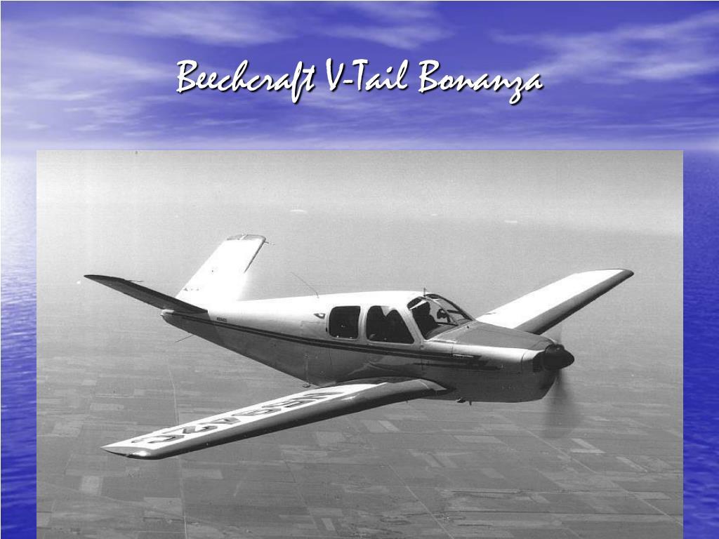 Beechcraft V-Tail Bonanza