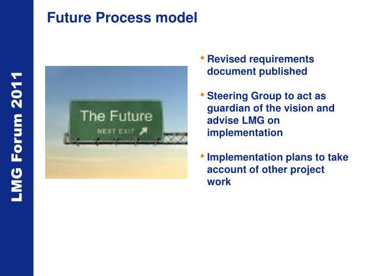 Future Process model