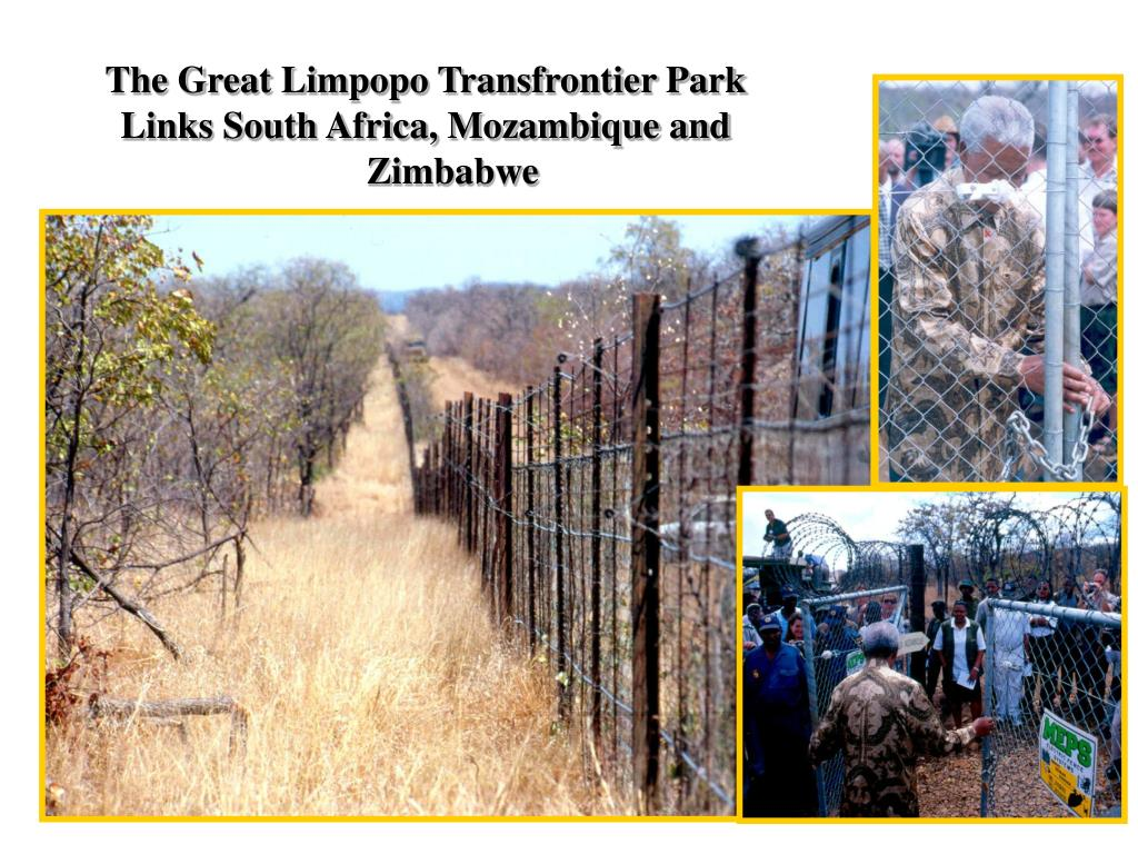 The Great Limpopo Transfrontier Park