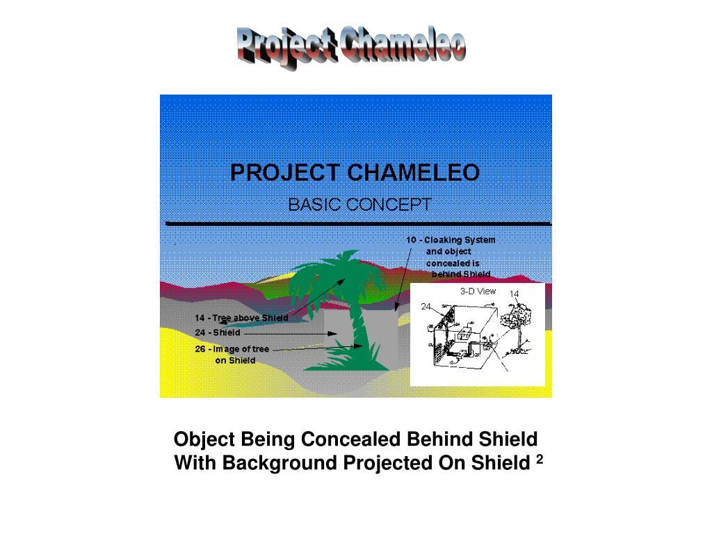 Project Chameleo