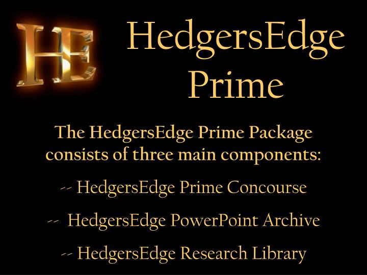 HedgersEdge Prime