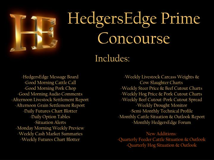 HedgersEdge Prime Concourse
