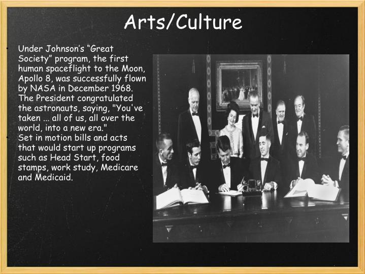 Arts/Culture