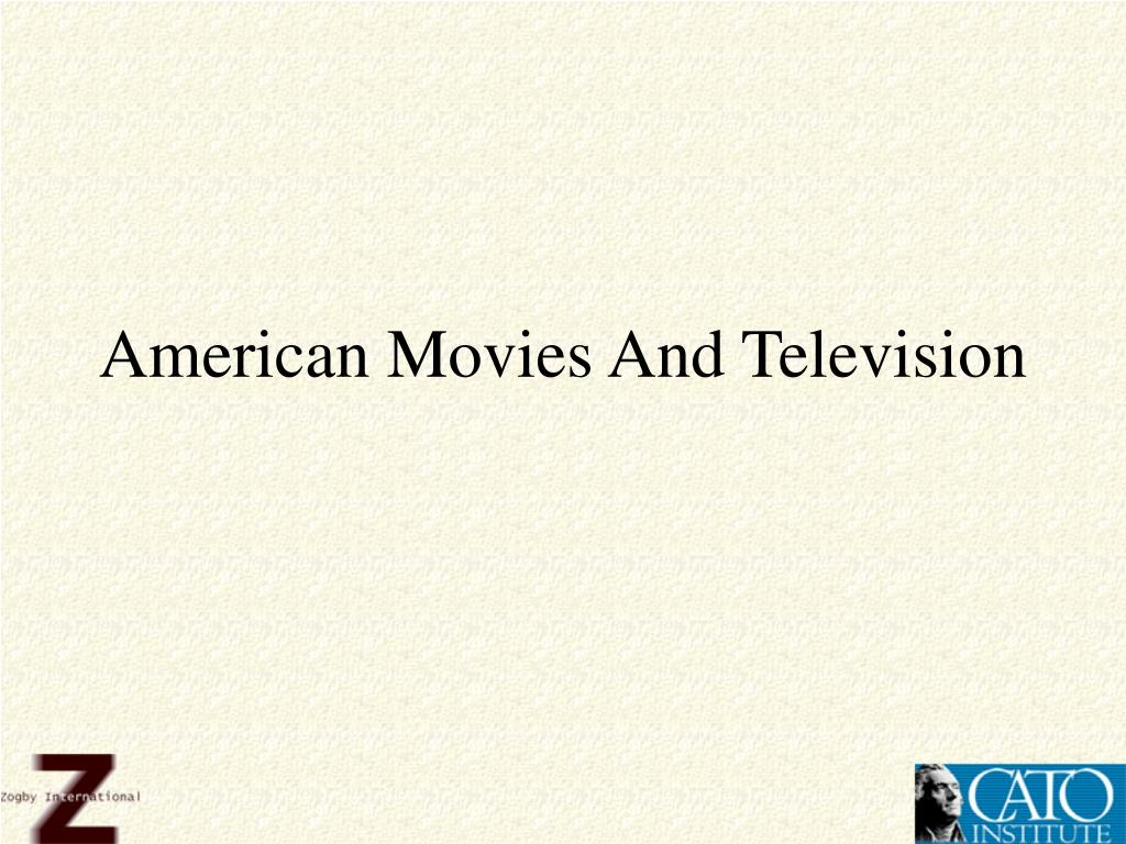 American Movies And Television