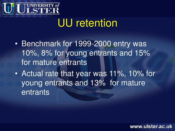 Uu retention