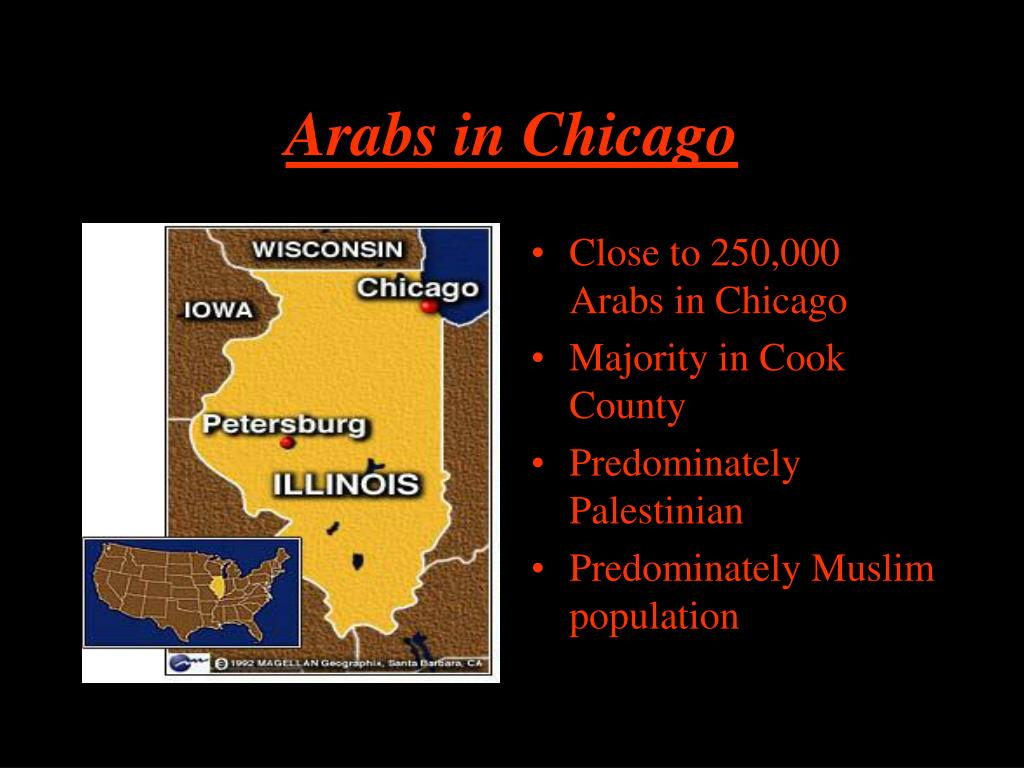 Arabs in Chicago