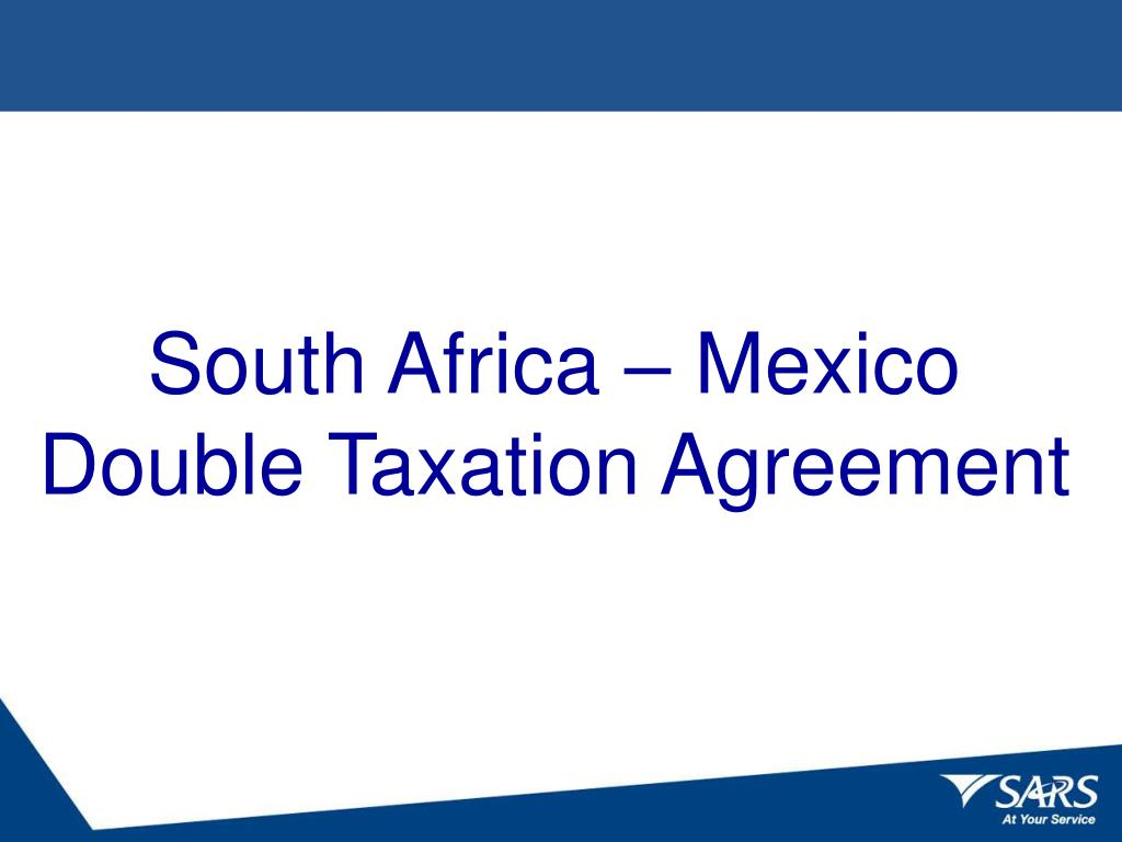 South Africa – Mexico