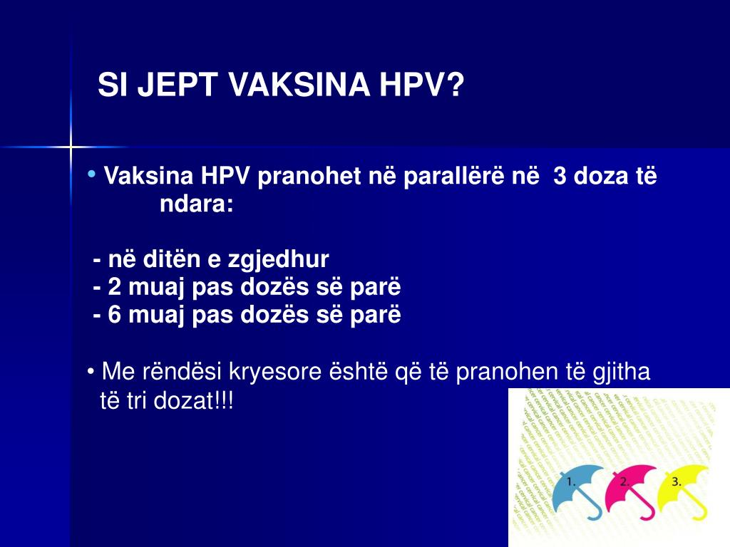 SI JEPT VAKSINA HPV