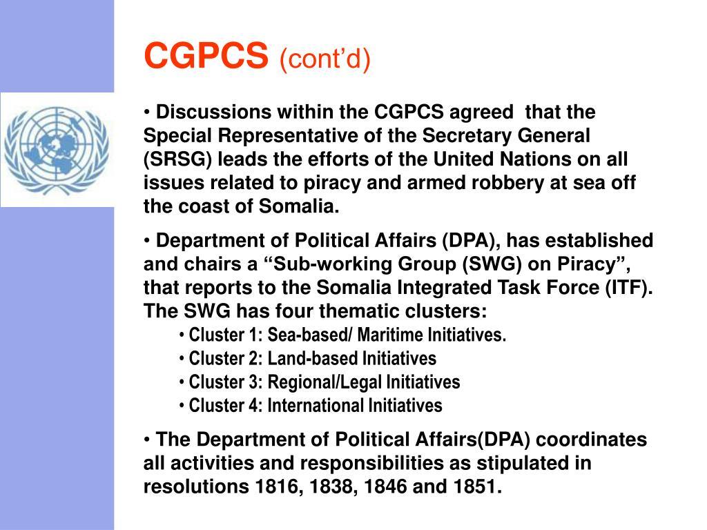 CGPCS