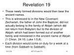 revelation 1912