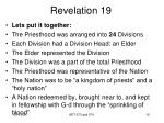revelation 1914