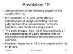 revelation 1917