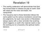 revelation 1930
