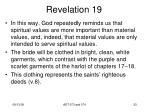 revelation 1931