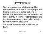 revelation 2012