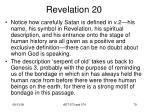 revelation 2015