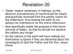 revelation 2016
