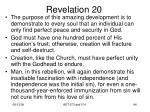 revelation 2030
