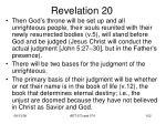 revelation 2038