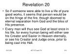 revelation 2040