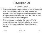 revelation 2045