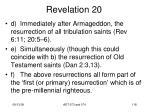revelation 2054