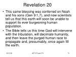 revelation 206