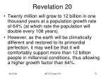revelation 209