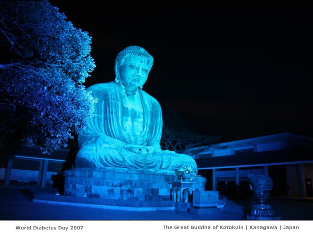 The Great Buddha of