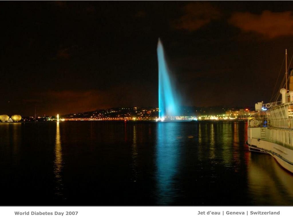 Jet d'eau | Geneva |