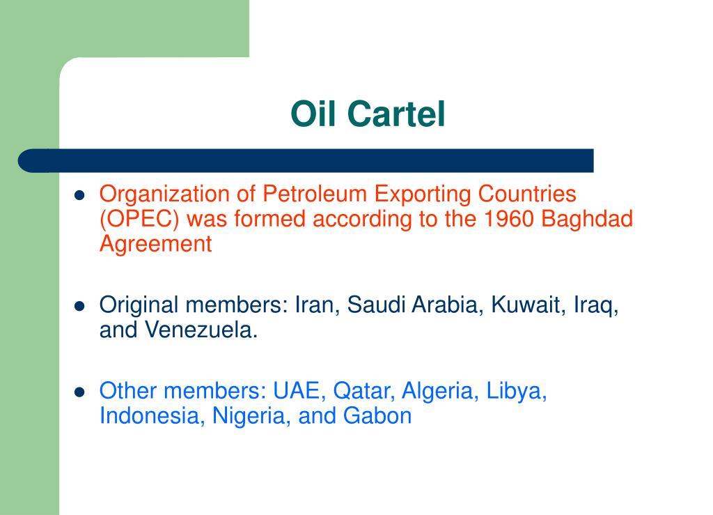 Oil Cartel
