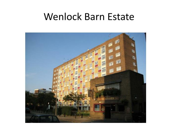 Wenlock Barn Estate