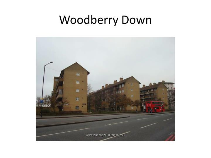 Woodberry Down