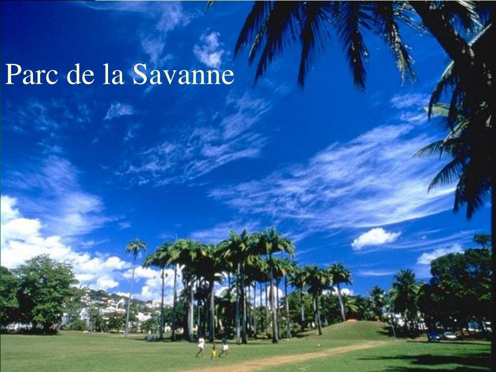 Parc de la Savanne