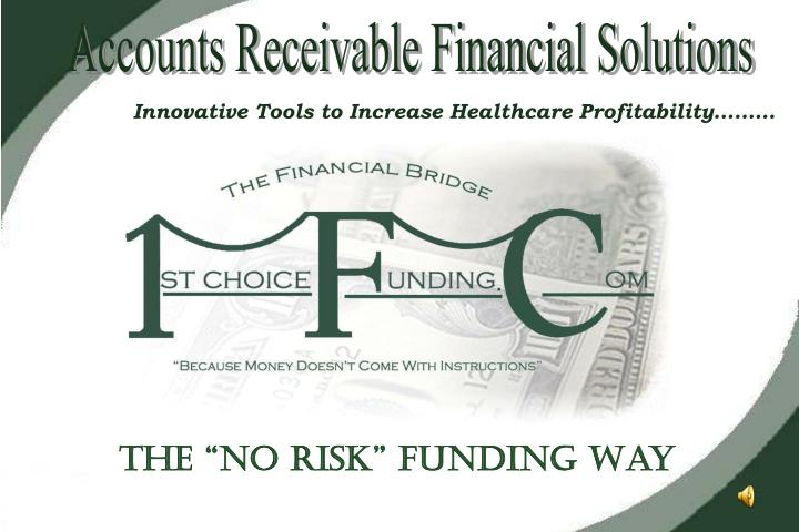 Accounts Receivable Financial Solutions