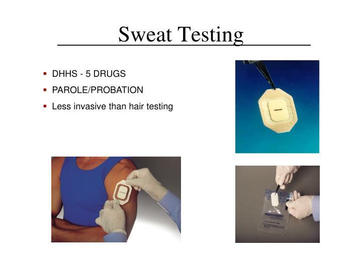 Sweat Testing