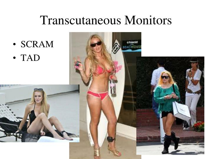 Transcutaneous Monitors