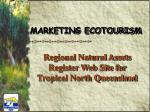 marketing ecotourism