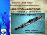 regional strengths environmental cultural assets6
