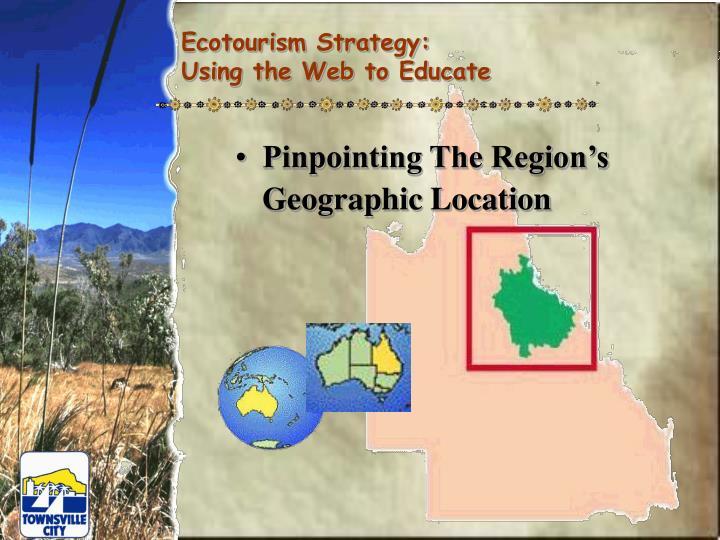 Ecotourism Strategy: