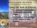 using the web to educate1