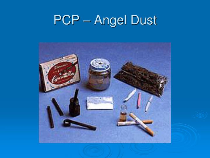 PCP – Angel Dust