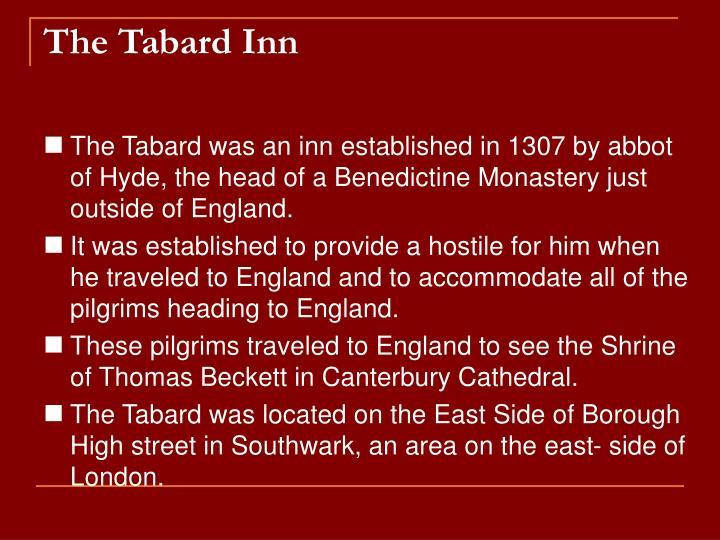 The Tabard Inn