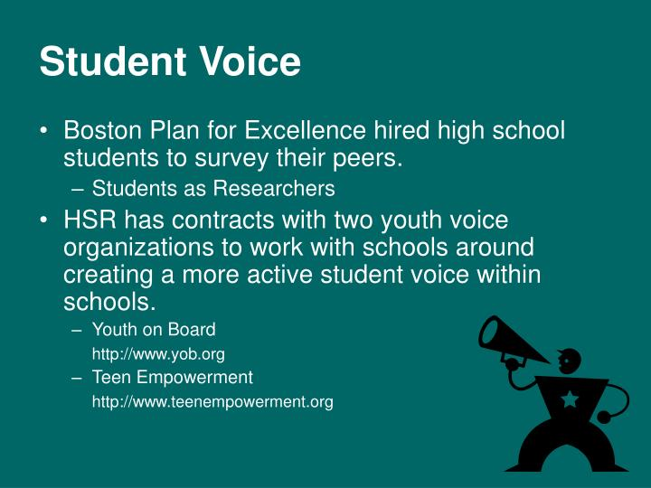 Student Voice
