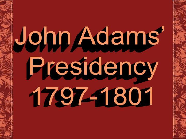 John Adams'